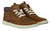 Braune TIMBERLAND Ankle Boots GROVETON LEATHER CHUKKA - small