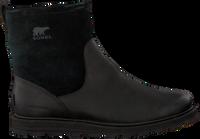 Schwarze SOREL Ankle Boots MADSON ZIP WP - medium
