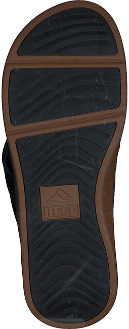 Schwarze REEF Pantolette ORTHO BOUNCE COAST MEN  - large