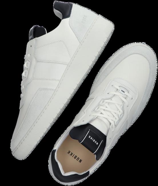 Weiße NUBIKK Sneaker low YUCCA ACE  - large