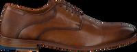 Cognacfarbene MAZZELTOV Business Schuhe 5053  - medium