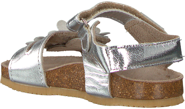Silberne RED RAG Sandalen 19140 - large