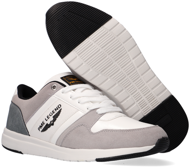 Weiße PME Sneaker low DRAGGER  - large