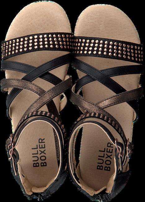 Schwarze BULLBOXER Sandalen AED031FIS - large