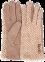 Beige Yehwang Handschuhe PATTERN  - medium