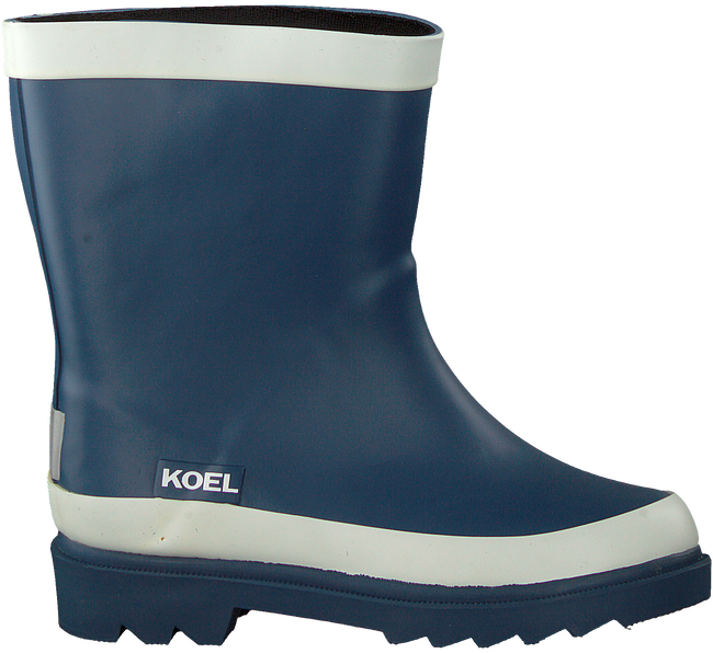 Blaue KOEL4KIDS Gummistiefel KO997  - large