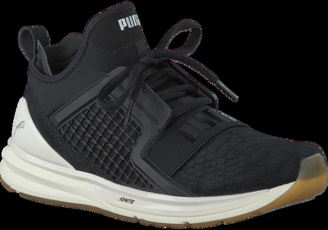 Schwarze PUMA Sneaker IGNITE LIMITLESS REPTILE - large