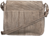 Taupe FRED DE LA BRETONIERE Umhängetasche 262010013 - small