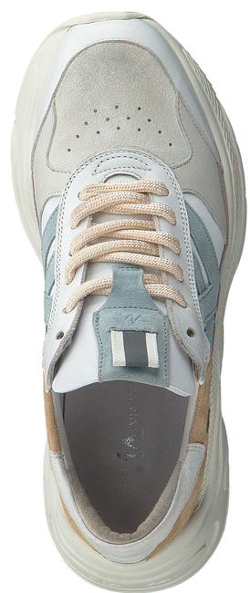 Weiße VIA VAI Sneaker low RAYA  - large