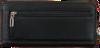 Schwarze GUESS Portemonnaie BRIGHTSIDE LRG ZIP AROUND  - small