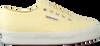 Gelbe SUPERGA Sneaker 2730 COTU  - small