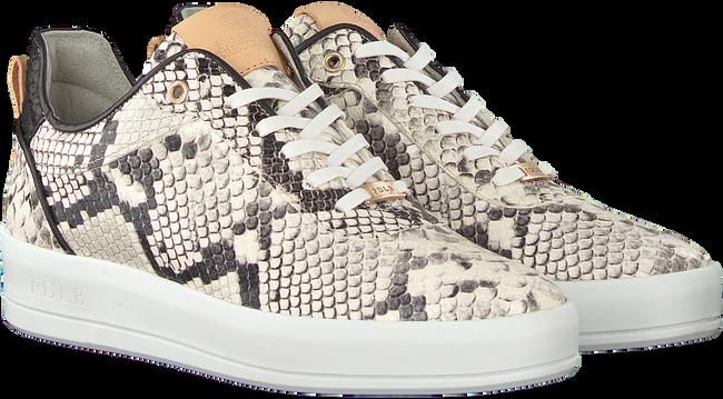 Weiße FRED DE LA BRETONIERE Sneaker low 101010130 FRS0673  - large
