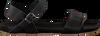 Schwarze RED RAG Sandalen 79122 - small