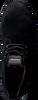 Schwarze BLACKSTONE Schnürschuhe QM82 - small