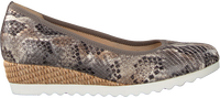 Graue GABOR Slipper 641  - medium