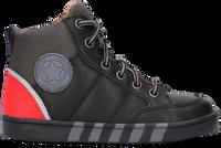 Schwarze TON & TON Sneaker high BRAGE  - medium