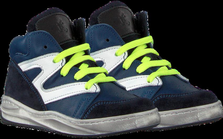 Blaue JOCHIE & FREAKS Sneaker 18272 - larger