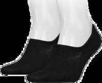 Schwarze TOMMY HILFIGER Socken TH MEN FOOTIE - medium