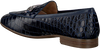 Blaue UNISA Loafer DALCY  - small