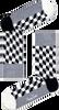 Graue HAPPY SOCKS Socken FILLED OPTIC - small