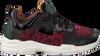 Rote BRAQEEZ Sneaker RENEE RUN  - small