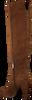 Cognacfarbene NOTRE-V Hohe Stiefel DUNA1M\G  - small