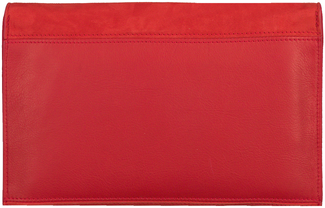 Rote PETER KAISER Clutch KAMATA  - large