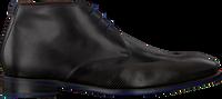 Schwarze FLORIS VAN BOMMEL Business Schuhe 20376  - medium