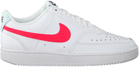 Weiße NIKE Sneaker low COURT VISION LOW WMNS  - medium