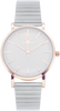 Silberne IKKI Uhr JANET - small