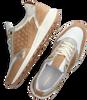 Taupe PIEDI NUDI Sneaker 2507-03  - small