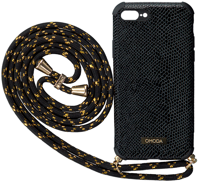Schwarze OMODA ACCESSOIRES Handykette 7+/8+ IPHONE KOORD  - large