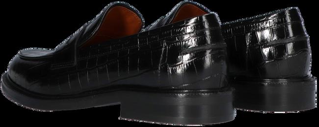 Schwarze BILLI BI Loafer 4110  - large