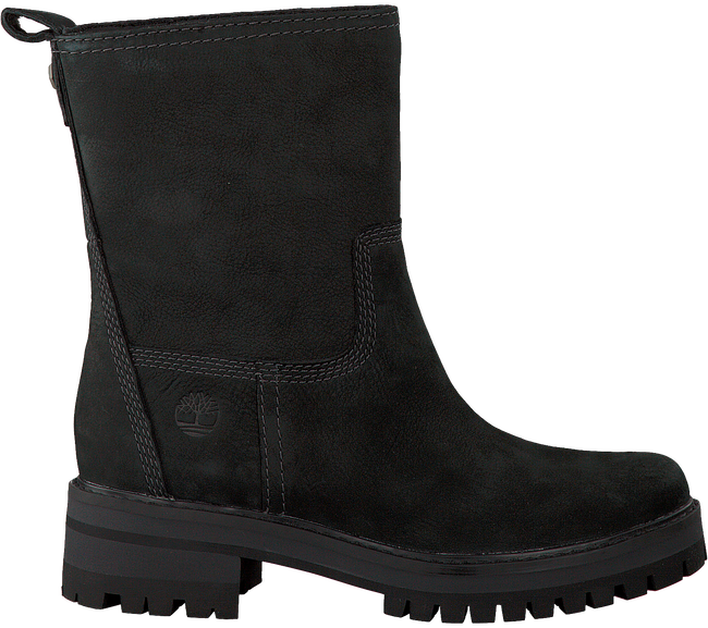 Schwarze TIMBERLAND Ankle Boots COURMAYEUR VALLEY MI - large