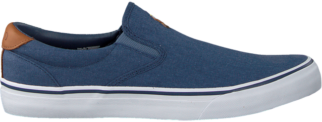Blaue POLO RALPH LAUREN Slip-on Sneaker THOMPSON  - large