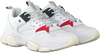 Weiße TOMMY HILFIGER Sneaker WMN CHUNKY  - small