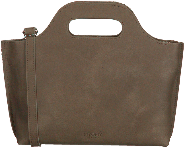 Taupe MYOMY Handtasche MY CARRY BAG HANDBAG  - large