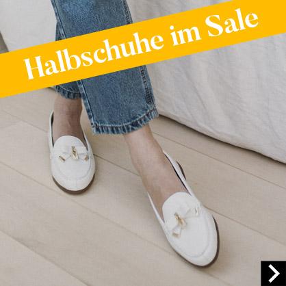 Halbschuhe im Sale